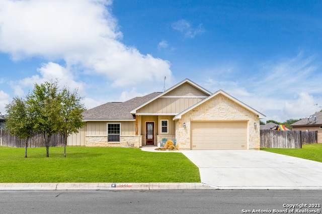 1646 Stone Haven, Pleasanton, TX 78064 (MLS #1518361) :: Vivid Realty