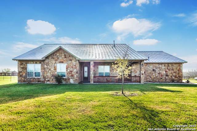 532 S Graytown Rd, St Hedwig, TX 78152 (MLS #1518370) :: The Lugo Group