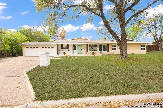 129 Harriett Dr, San Antonio, TX 78216 (MLS #1518386) :: The Real Estate Jesus Team