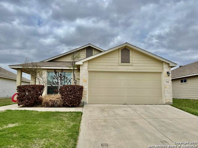 731 Spectrum Dr, New Braunfels, TX 78130 (MLS #1518401) :: Concierge Realty of SA