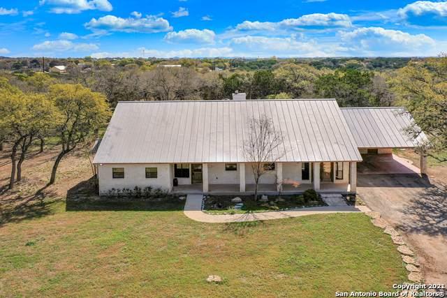 2199 Panther Hollow Dr, Bandera, TX 78003 (MLS #1518402) :: The Real Estate Jesus Team