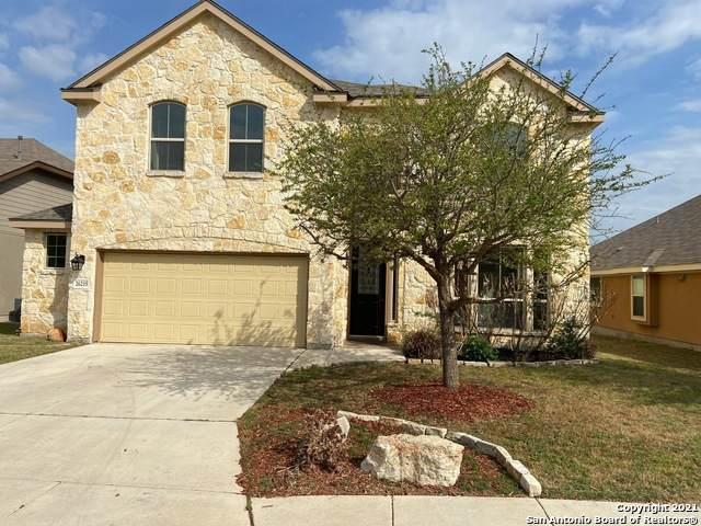26215 Big Bluestem, San Antonio, TX 78261 (MLS #1518422) :: Carter Fine Homes - Keller Williams Heritage