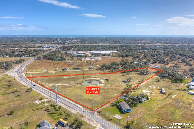 2441 Fm 1069, Rockport, TX 78382 (MLS #1518442) :: Real Estate by Design