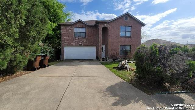 7906 Chestnut Bear, Converse, TX 78109 (MLS #1518484) :: Carter Fine Homes - Keller Williams Heritage