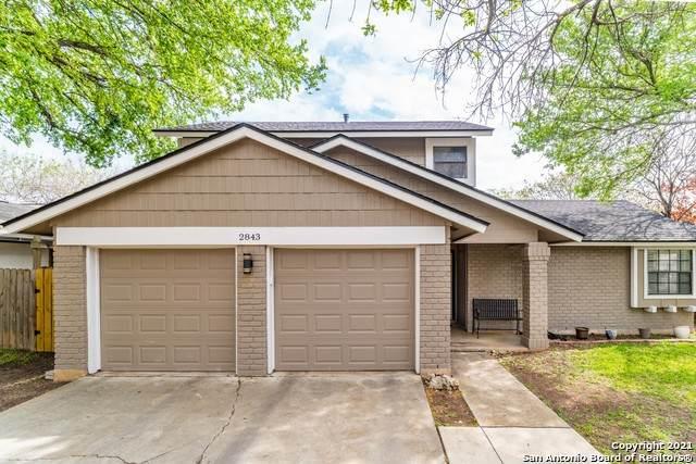 2843 Burning Hill St, San Antonio, TX 78247 (MLS #1518509) :: Vivid Realty