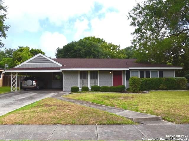 2831 Bent Bow Dr, San Antonio, TX 78209 (MLS #1518525) :: Vivid Realty
