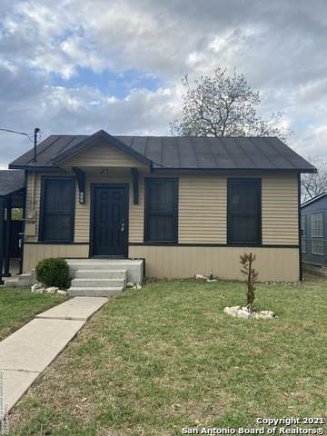 737 Kendalia Ave, San Antonio, TX 78221 (MLS #1518541) :: 2Halls Property Team | Berkshire Hathaway HomeServices PenFed Realty