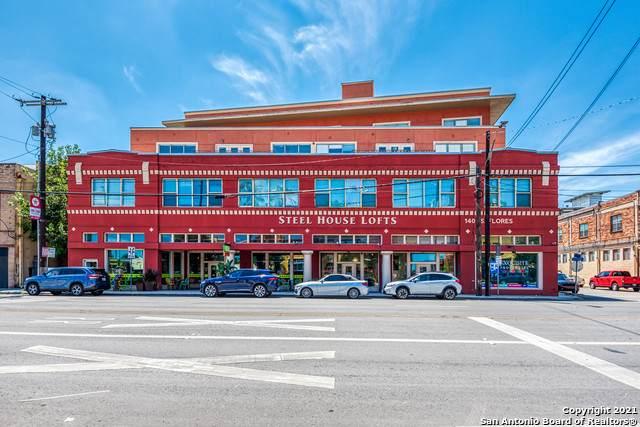 1401 S Flores St #110, San Antonio, TX 78204 (MLS #1518554) :: EXP Realty