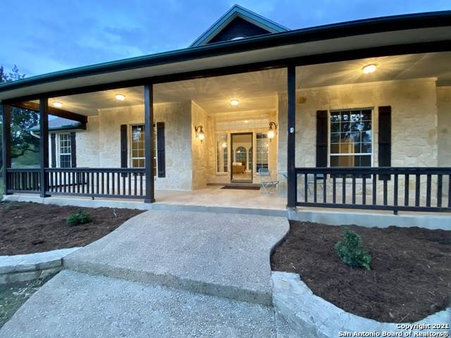 145 County Road 2725, Mico, TX 78056 (MLS #1518559) :: Williams Realty & Ranches, LLC