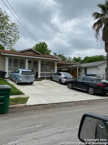 119 Cincinnati Ave, San Antonio, TX 78201 (MLS #1518589) :: Santos and Sandberg