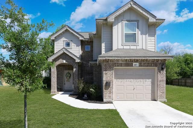 407 Blaine, San Antonio, TX 78202 (MLS #1518626) :: Vivid Realty