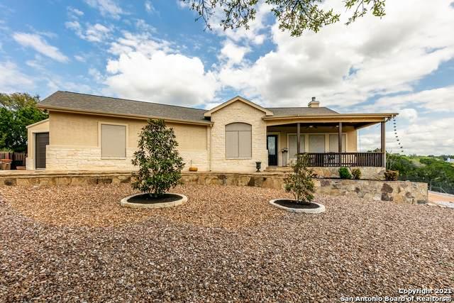 1551 Moerike Rd, Canyon Lake, TX 78133 (MLS #1518681) :: The Gradiz Group