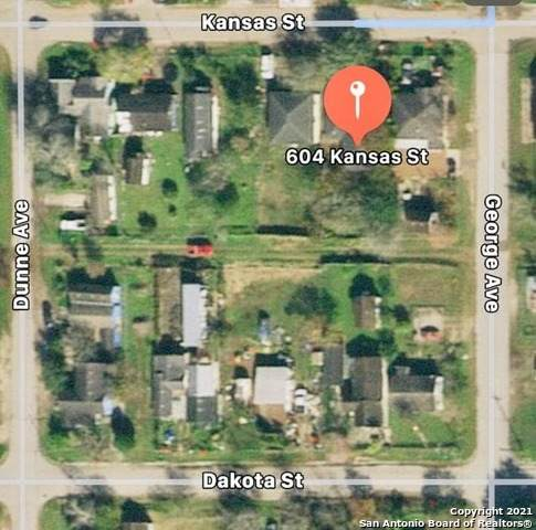 1204 Kansas St, Robstown, TX 78380 (MLS #1518683) :: Tom White Group