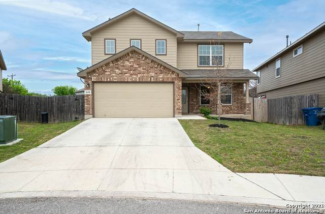 2638 Willow Pond, San Antonio, TX 78244 (MLS #1518721) :: Williams Realty & Ranches, LLC
