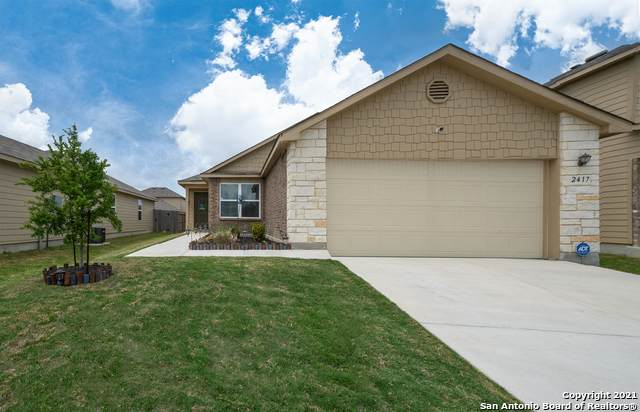 2417 Key Hole View, Converse, TX 78109 (MLS #1518730) :: Williams Realty & Ranches, LLC