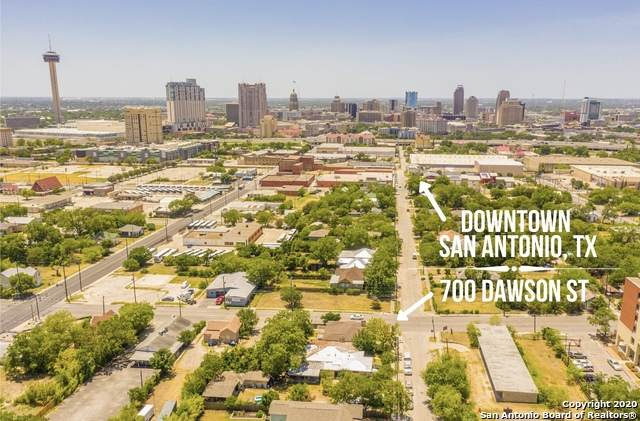 700 Dawson St, San Antonio, TX 78202 (MLS #1518735) :: Vivid Realty