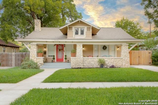 1115 W Agarita Ave, San Antonio, TX 78201 (MLS #1518757) :: The Glover Homes & Land Group