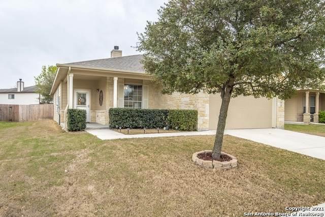 208 Hawks Meadows, Schertz, TX 78154 (MLS #1518778) :: The Gradiz Group