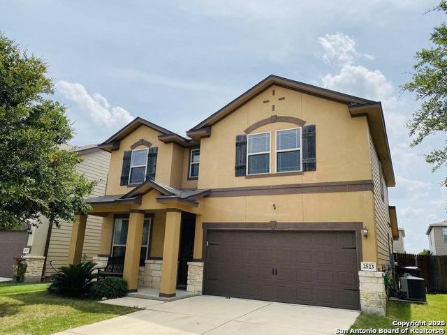 2523 Just My Style, San Antonio, TX 78245 (MLS #1518789) :: The Lopez Group