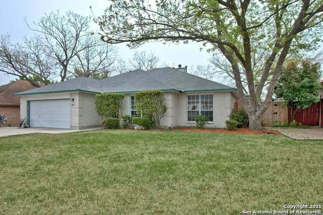1121 Mahan Circle, New Braunfels, TX 78130 (MLS #1518799) :: Keller Williams Heritage