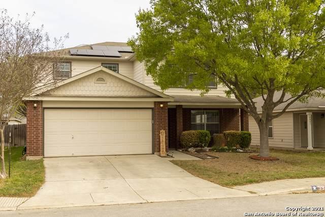 3947 Bulverde Pkwy, San Antonio, TX 78259 (MLS #1518801) :: The Gradiz Group