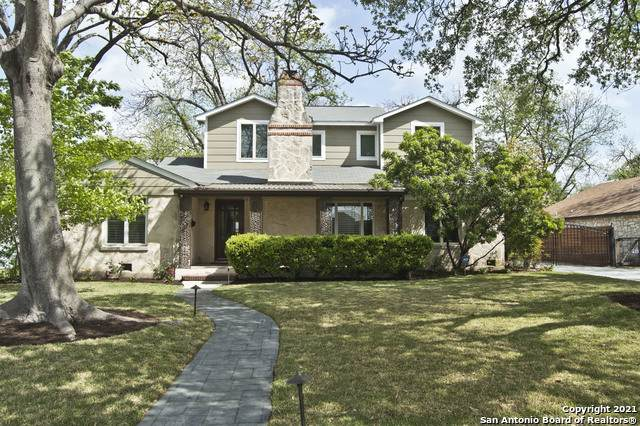 129 E Elmview Pl, Alamo Heights, TX 78209 (MLS #1518814) :: Keller Williams Heritage