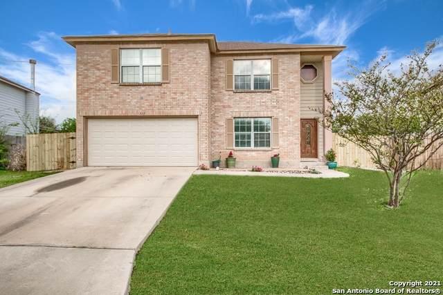 511 Centro Hermosa, San Antonio, TX 78245 (MLS #1518870) :: The Lugo Group