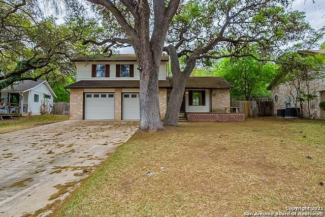 8607 Berrywest Ct, San Antonio, TX 78240 (MLS #1518877) :: The Lugo Group