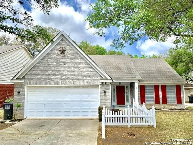 10447 Horn Blvd, San Antonio, TX 78240 (MLS #1518981) :: Williams Realty & Ranches, LLC
