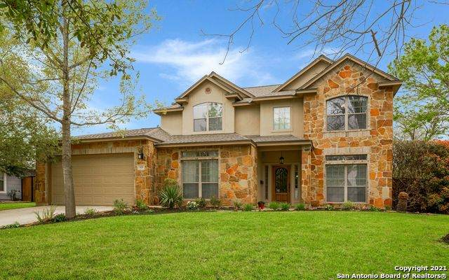 829 Canterbury Hill St, San Antonio, TX 78209 (MLS #1519000) :: The Heyl Group at Keller Williams