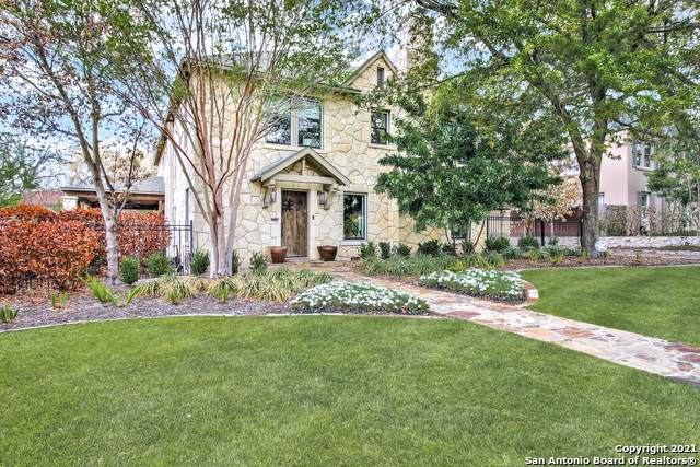 107 Parklane Dr, Olmos Park, TX 78212 (MLS #1519021) :: The Real Estate Jesus Team