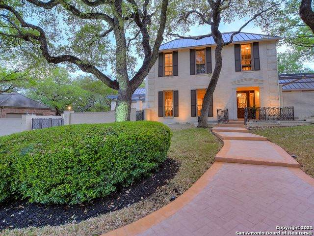 3118 Iron Stone Ln, San Antonio, TX 78230 (MLS #1519037) :: The Real Estate Jesus Team
