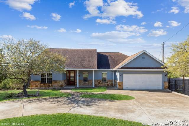 1974 Canyon Bend, Canyon Lake, TX 78133 (MLS #1519051) :: Carter Fine Homes - Keller Williams Heritage
