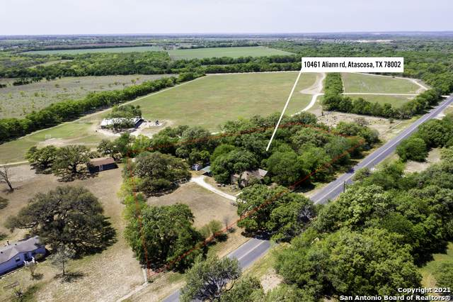 10461 Aliann Rd, Atascosa, TX 78002 (MLS #1519053) :: REsource Realty