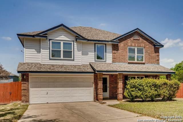 9367 Strong Box Way, San Antonio, TX 78254 (MLS #1519088) :: 2Halls Property Team | Berkshire Hathaway HomeServices PenFed Realty