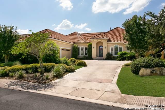 17815 Wild Basin, San Antonio, TX 78258 (MLS #1519094) :: Carolina Garcia Real Estate Group