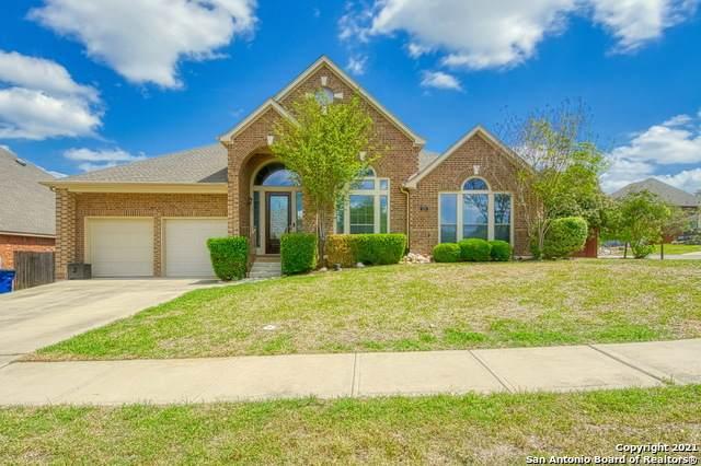 508 Oak Cascade, New Braunfels, TX 78132 (MLS #1519131) :: Williams Realty & Ranches, LLC