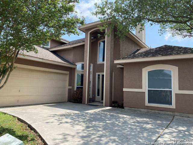 120 Seth Raynor Dr, New Braunfels, TX 78130 (MLS #1519133) :: The Gradiz Group