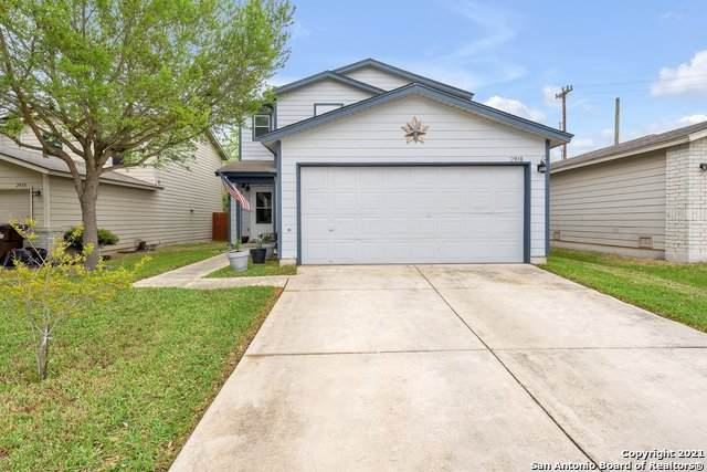 2918 Gypsy Pt, San Antonio, TX 78245 (MLS #1519160) :: Keller Williams City View