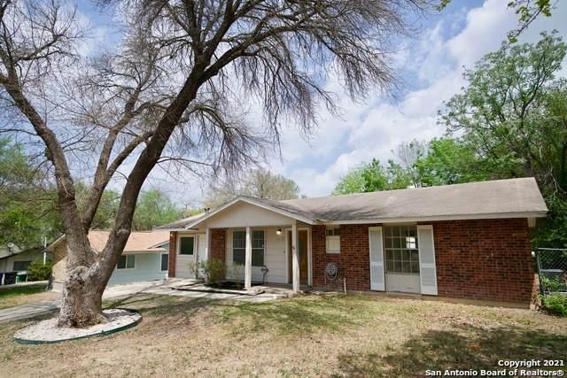 4511 Avenida Prima St, San Antonio, TX 78233 (MLS #1519172) :: 2Halls Property Team | Berkshire Hathaway HomeServices PenFed Realty