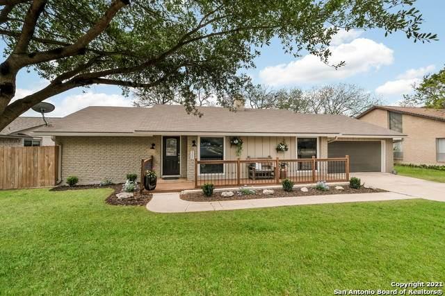 5202 La Barranca St, San Antonio, TX 78233 (MLS #1519202) :: REsource Realty