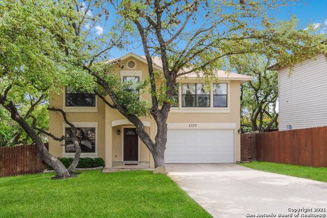 6302 Maverick Trail Dr, San Antonio, TX 78240 (MLS #1519244) :: 2Halls Property Team | Berkshire Hathaway HomeServices PenFed Realty