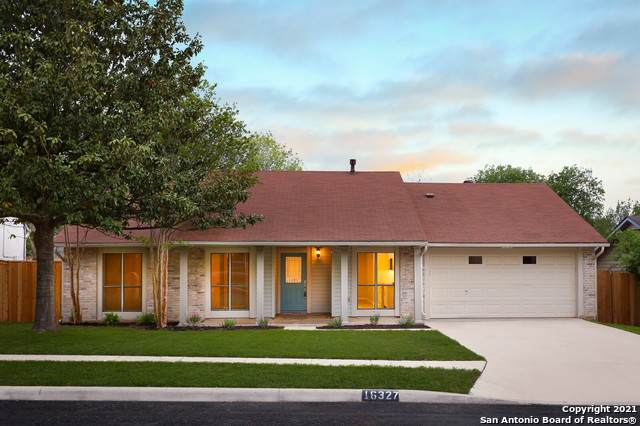 16327 Clouded Crest St, San Antonio, TX 78247 (MLS #1519267) :: The Real Estate Jesus Team