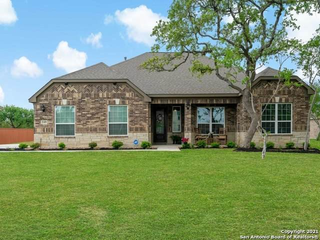 249 Big Bend Path, Castroville, TX 78009 (MLS #1519279) :: The Lopez Group