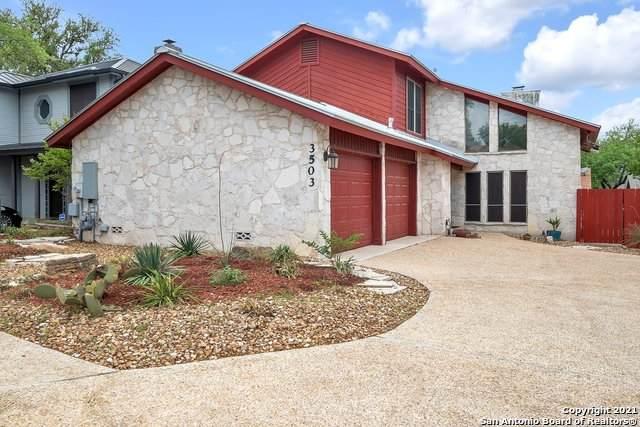 3503 River Way, San Antonio, TX 78230 (MLS #1519286) :: Williams Realty & Ranches, LLC
