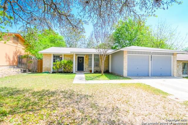 5934 Hidden Mist, San Antonio, TX 78250 (MLS #1519309) :: Vivid Realty
