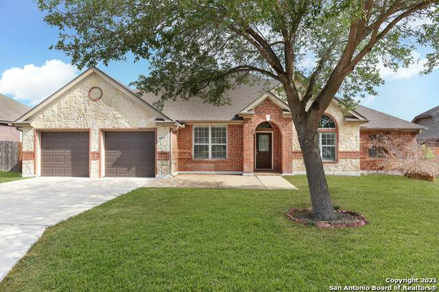 1025 Loma Verde Dr, New Braunfels, TX 78130 (MLS #1519334) :: The Lugo Group