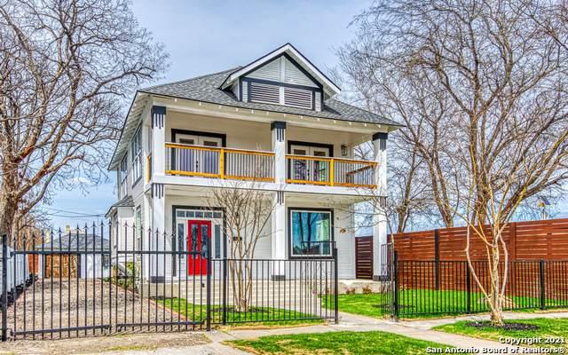 139 E Highland Blvd, San Antonio, TX 78210 (MLS #1519364) :: The Lugo Group