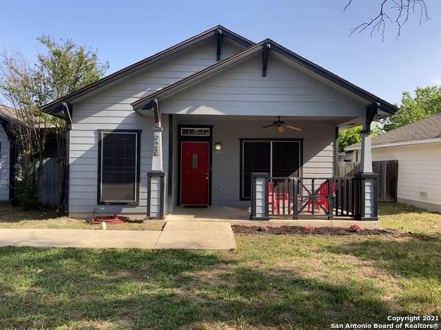 923 Pasadena, San Antonio, TX 78201 (MLS #1519371) :: Vivid Realty