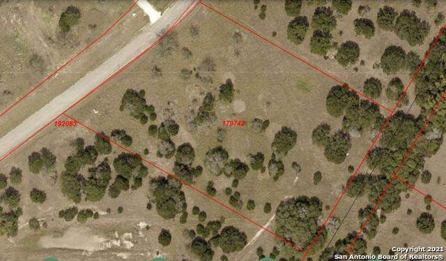 LOT 24 A Vaquero, Pipe Creek, TX 78063 (MLS #1519372) :: The Glover Homes & Land Group